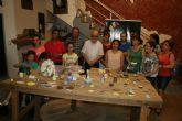 Durante los meses de agosto y septiembre Bell�n Alfareros acoge una exposici�n