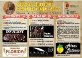 La Asociaci�n de Vecinos y la Hermandad de Jes�s en el Calvario celebrar�n las fiestas de San Roque del 14 al 16 de agosto