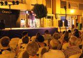 Noche de Monólogos en Puerto Lumbreras con la programación 'Nogalte Cultural'
