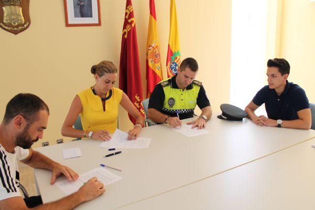 El Ayuntamiento de Archena y la Policía Local han llegado a un nuevo acuerdo para mejorar sus condiciones laborales - 1, Foto 1