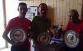 Dos segundos puestos para los ciclistas del CC Santa Eulalia en Arboleas