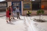 El Ayuntamiento torreño acomete trabajos de mejora en diversos colegios locales