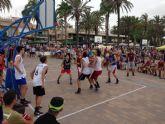 El 3X3  de La Ribera convertido en un clásico del deporte veraniego