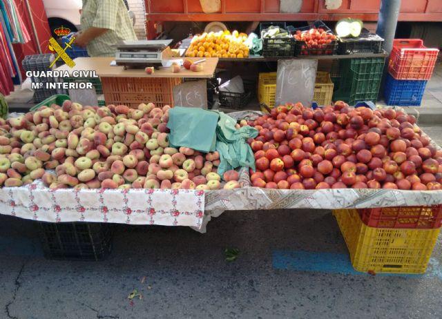 La Guardia Civil desmantela un grupo delictivo dedicado a la sustracción de fruta, en Cieza - 4, Foto 4