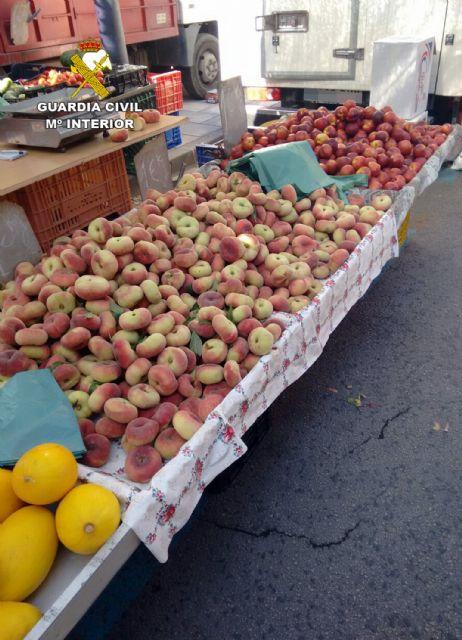 La Guardia Civil desmantela un grupo delictivo dedicado a la sustracción de fruta, en Cieza - 5, Foto 5