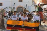 La comunidad ecuatoriana y Percheles celebran sus fiestas