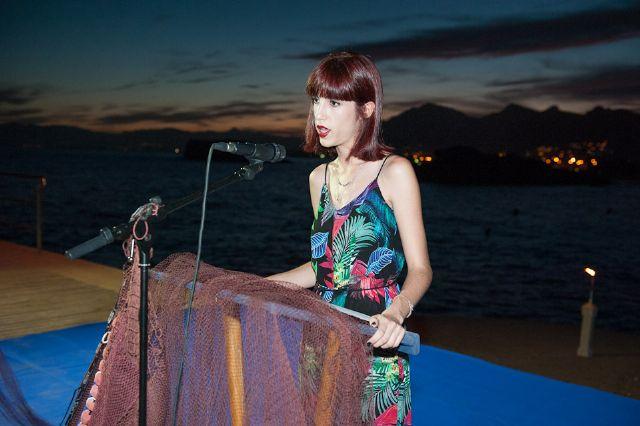 Buena acogida del primer recital de poesía Mar de Letras - 3, Foto 3