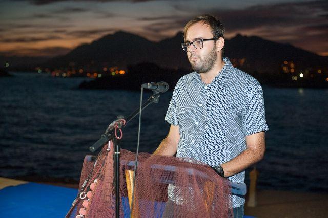 Buena acogida del primer recital de poesía Mar de Letras - 4, Foto 4