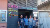 La asociación 'Sense Barreres' de Petrer visita el Centro Multidisciplinar 'Celia Carrión Pérez de Tudela'