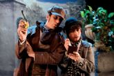 'Sherlock Holmes' el musical familiar en 3D