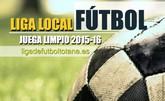 El plazo de inscripción para Liga Local de Fútbol 'Juega Limpio' 2015/2016 se abrirá a partir del día 7 de septiembre