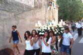 La pedanía torreña de Los Pulpites celebró sus Fiestas en honor a Nuestra Señora de Fátima