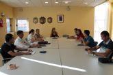 La Junta de Gobierno Municipal firma un convenio para la celebración de la Nochevieja 2015 en las fiestas del Polvorín