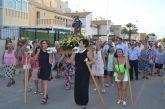Los vecinos de El Mojón celebran las fiestas en honor a San Roque