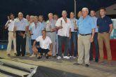 Entrega de trofeos del XXXV Torneo de verano de bolos cartageneros
