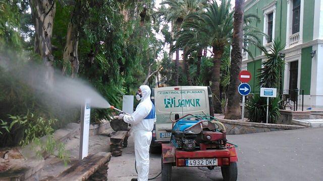 Hoy tendrá lugar otra etapa del proceso de fumnigación contra el mosquito en Archena - 1, Foto 1