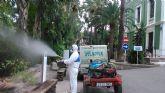 Hoy tendrá lugar otra etapa del proceso de fumnigación contra el mosquito en Archena