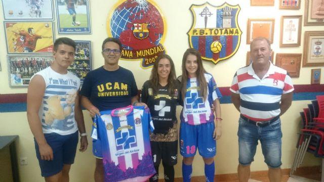 La Peña Barcelonista de Totana colabora con el Club Lorca Deportiva Féminas