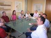 La Consejería de Fomento mejorará la carretera que une Alguazas con Campos del Río