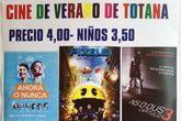 Se reanuda el Cine de Verano