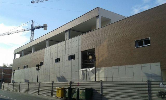 Más de la mitad de la obra del nuevo colegio Miguel Medina de Archena ya está ejecutada - 1, Foto 1