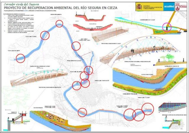 IU-Verdes: No vamos a hipotecar Cieza con la firma del actual proyecto de urbanización del río Segura - 1, Foto 1