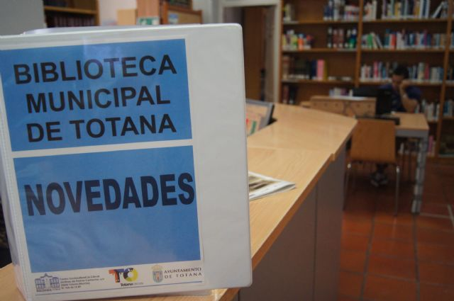 Abre la Biblioteca Municipal