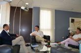 El director del INFO y el Alcalde se comprometen a seguir colaborando para impulsar el desarrollo económico del municipio