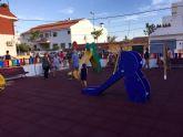 Bolnuevo estrena un parque infantil con aseos adaptados