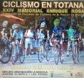 El XXIV Memorial 'Enrique Rosa' de Ciclismo se celebrará el próximo 6 de septiembre en la urbanización 'La Báscula'