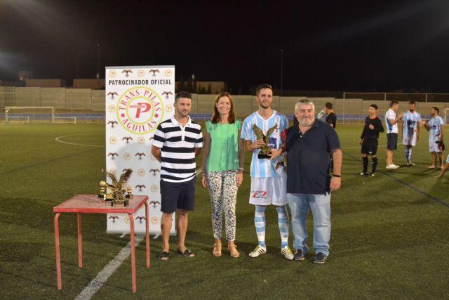 El Sporting Club Aguileño cae ante el E.F. Alhama en el I Trofeo Alcaldesa de Águilas, Foto 1
