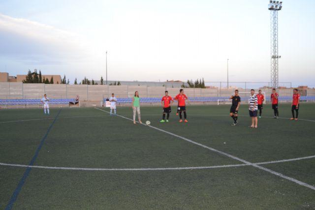 El Sporting Club Aguileño cae ante el E.F. Alhama en el I Trofeo Alcaldesa de Águilas, Foto 2