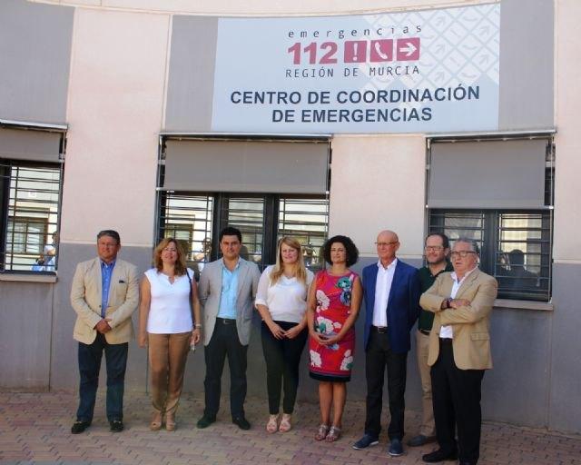 La Comunidad y seis ayuntamientos colaboran para ofrecer una respuesta rápida y eficaz a los ciudadanos en situaciones de emergencia