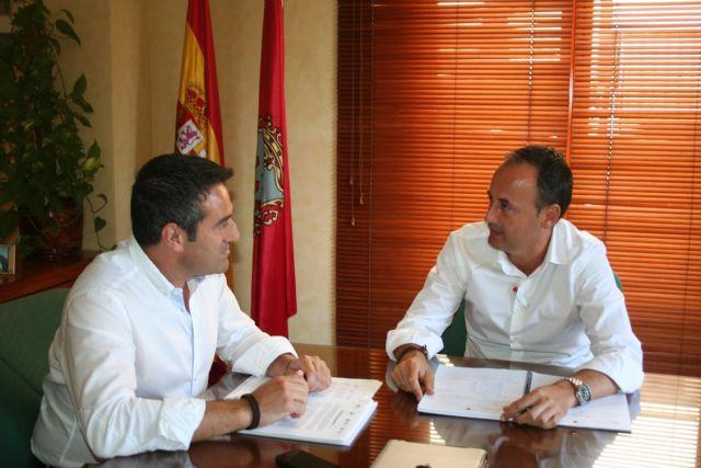 El Info y el Ayuntamiento de Alcantarilla apuestan por el emprendimiento empresarial en el municipio - 1, Foto 1