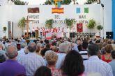 El Cristo del Mar Menor congregó a más de un millar de fieles