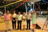 El pregón de Carmen Navarro inauguró las fiestas de Roda