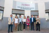 Ayuntamiento y Comunidad firman un convenio para dar una respuesta m�s r�pida en casos de emergencia