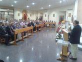 Doscientas personas asistieron al Pregón de San Ginés de la Jara