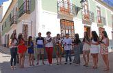 Puerto Lumbreras acogerá la 57ª edición del Baile de la Reina con un espectáculo lleno de luz y color inspirado en la música de los años 80