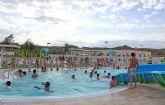 Las piscinas municipales de Puerto Lumbreras registran 12.434 entradas durante los meses de verano
