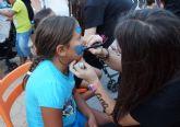 La 'Noche de la Brasa y la Zurra' llena un año más de diversión las Fiestas torreñas