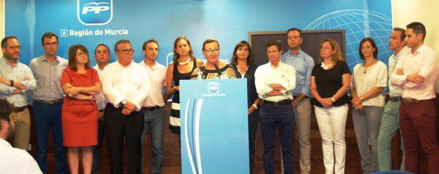 El PP de la Región de Murcia celebrará este sábado, en Mazarrón, su Convención Intermunicipal bajo el lema