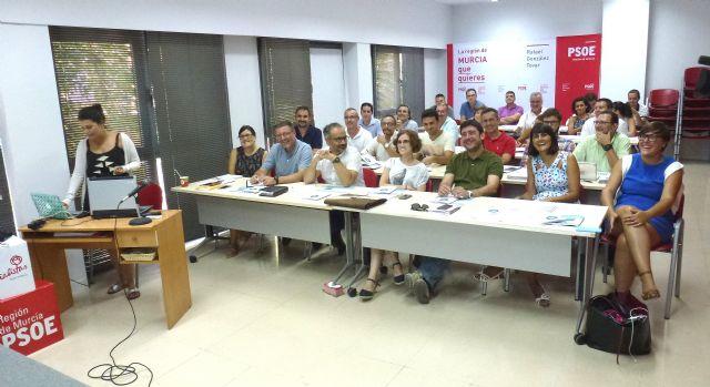 Los alcaldes y alcaldesas del PSOE harán públicas sus agendas para que cualquier persona pueda conocer su actividad y rendir cuentas a la ciudadanía