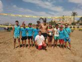 Voley Playa en La Manga del Mar Menor