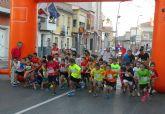 Más de 400 corredores participan en la 'XXI Carrera Popular Nocturna' de las fiestas torreñas