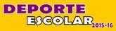 En septiembre se pondrá en marcha el programa de 'Deporte Escolar 2015/2016'