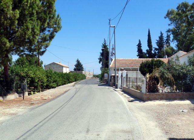 La Consejería de Fomento rehabilitará la carretera que une en la estación de mercancías con el Polígono Industrial Oeste de Alcantarilla y el barrio de Las Tejeras - 1, Foto 1