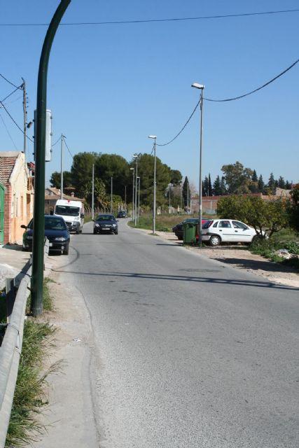 La Consejería de Fomento rehabilitará la carretera que une en la estación de mercancías con el Polígono Industrial Oeste de Alcantarilla y el barrio de Las Tejeras - 3, Foto 3