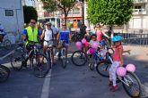 Un año más las bicicletas toman las calles torreñas en los festejos