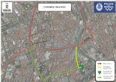 Los murcianos disfrutarán mañana de la llegada de la Vuelta Ciclista a la ciudad